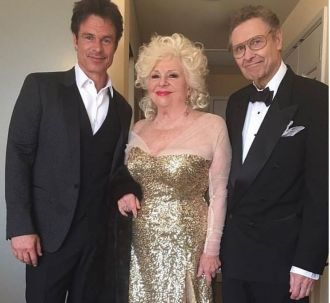 Joseph Bologna, Patrick Muldoon, & Renee Taylor