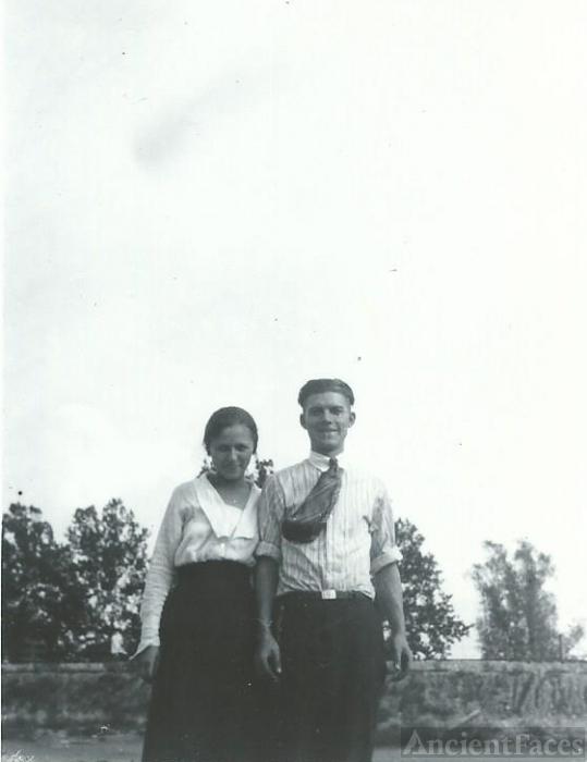 Charles & Elizabeth Ross