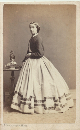 Unknown Lady, Sussex