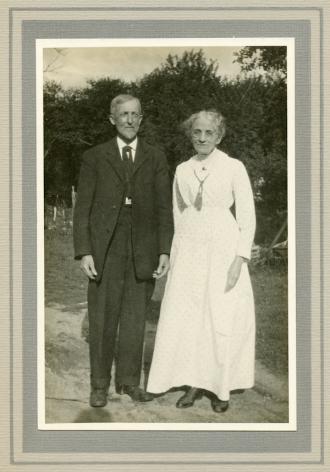 Theron and Lydia Sanford