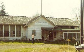 Lowell Swearingen, Oregon 1978