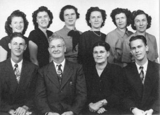 Charley Lambert Family