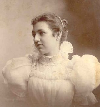 A photo of Blanche Elizabeth Barnes