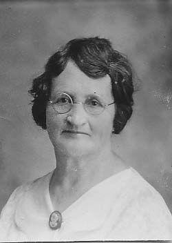 A photo of Mattie Ann Godfrey Price