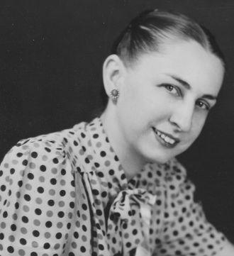 Blanche Ollie Lawson, 1947