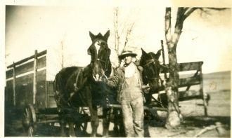 Harley V. Smith, farmer