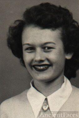 Joyce McClellan age 16