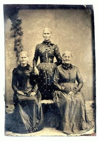 Mary F. Cooley's Aunts