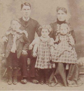 William Tompkins Family-Buffalo, NY
