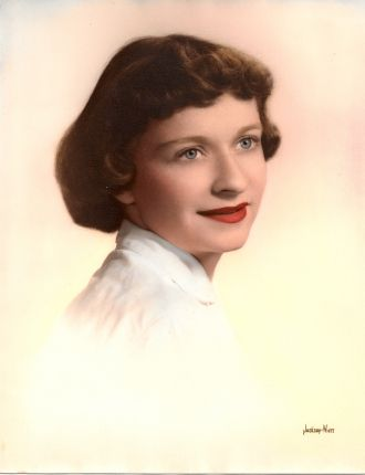 Alice Barbara (Brechin) O' Hearn, c1955 VT