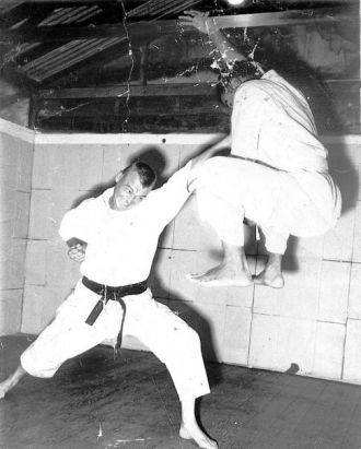 Raymond  Underwood, Jr., Hawaii 1962