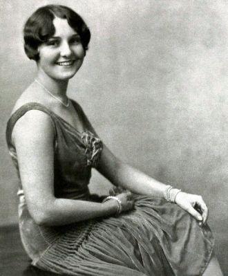 Dorothy Jane Hartman, Indiana, 1929