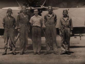 Virgil Ellis Tremblay & crew