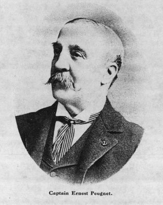 Captain Ernest Hyacinthe Peugnet