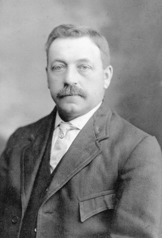 A photo of Charles Bruce Simmons