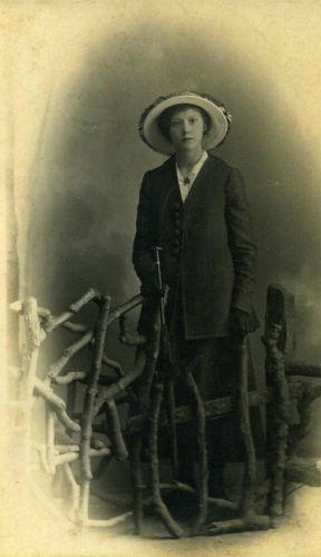Violet (Leveson) Coultish