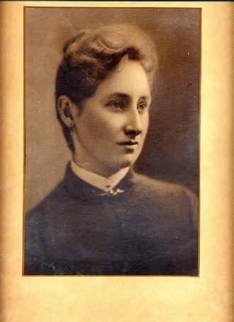 Ellanora Boelling Graff  1864-1910