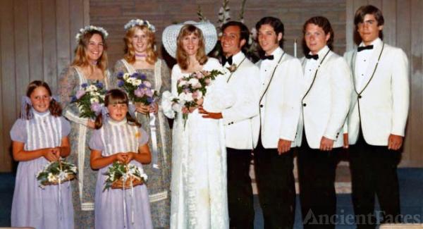 Kathleen (Kroetch) & Leonard Pinna Wedding