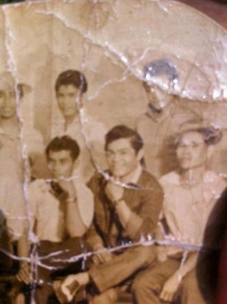 Bendoy family, Philippines 1971