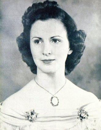 Clara Frances Dent, Mississippi, 1939