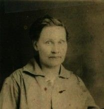 Anna Luvica (Spangler) Wilkins