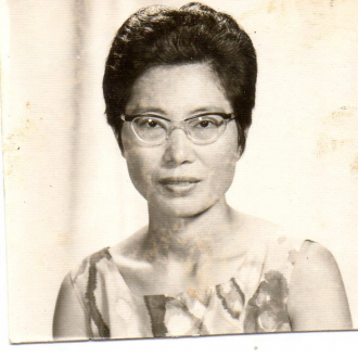 Francis Abelaye's Mother