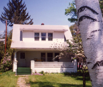 Smith family house, Kingston NY