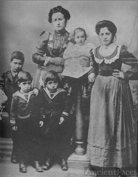 Filice family - Coming from Italy