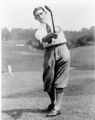 Tom Armour - US Golfer