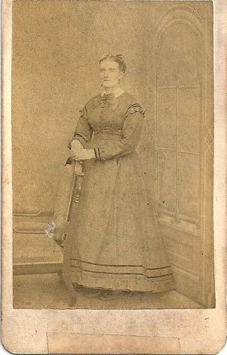 A photo of Augusta Lindholm