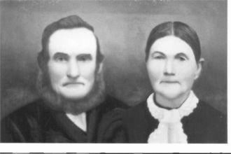 Johann Friedrich Irmer & Rosaline Langer, Nebraska 1880