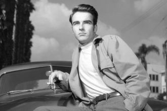A photo of Montgomery Clift