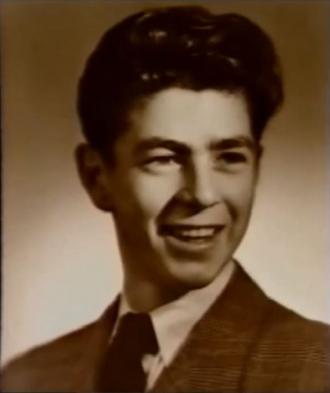 High School Yearbook Photo - Dennis Washington