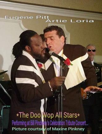 Arthur Loria & Eugene Pitt