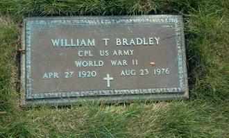 William T Bradley