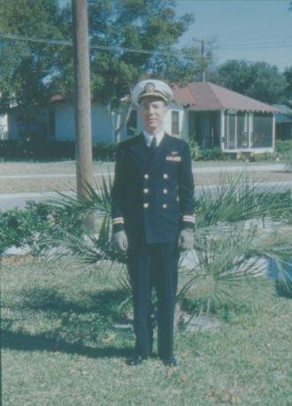 Lt. James Vernon Rutledge, USN