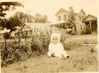 Shaw Baby, Mobile, AL 1928