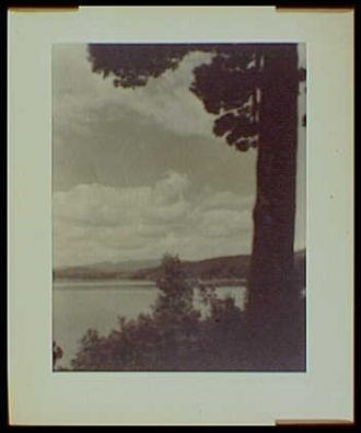 Master prints. Vacation landscapes, view north, vertical,...