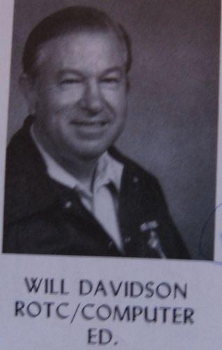 Sgt. Wilburn Davidson
