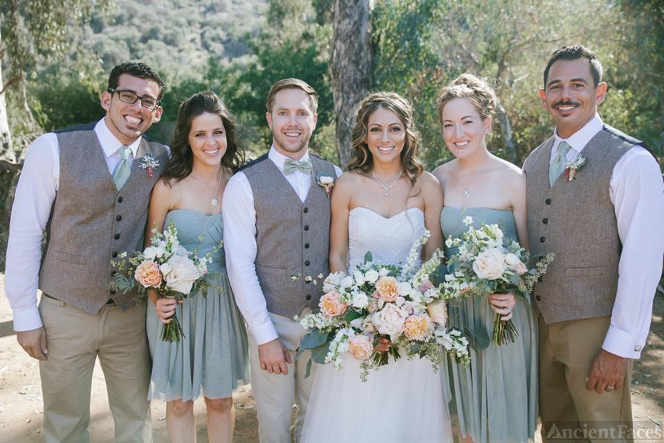 Danielle (Parker) Roland Wedding