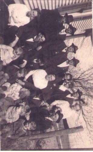 John Lemke's family