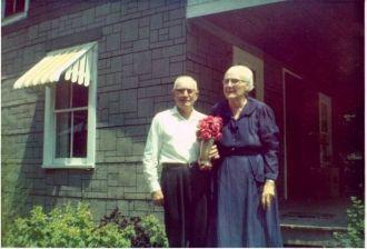 Willie & Fannie Gibson