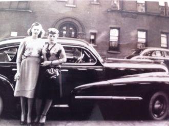 Anna (McCullagh) Gaffney & Friend, New York