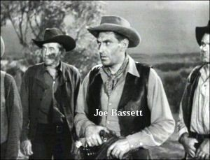 Joseph G Bassett, actor