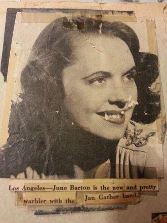 June  Adean Besing