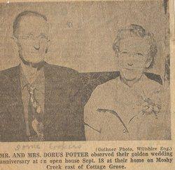 Dolly M. Pennington Potter