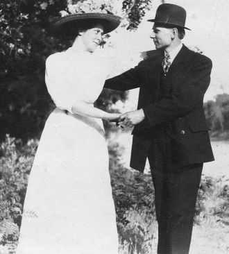 Albert and Mabel Pazcoch