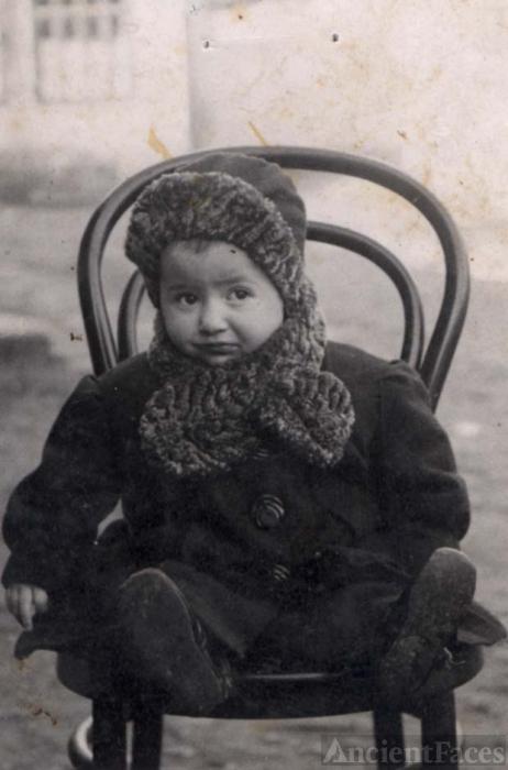 Mina Beigelman, 1937