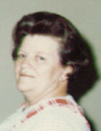 A photo of Alberta Nmn (Farrimond) Sorensen