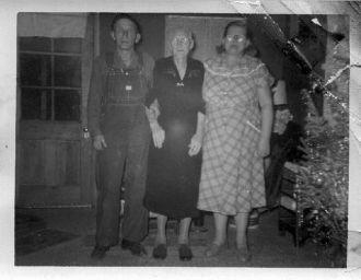 Maude Hicks, Owen & Flossie Bristow